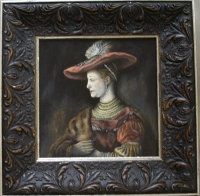 Portret-vrouw-Rembrand
